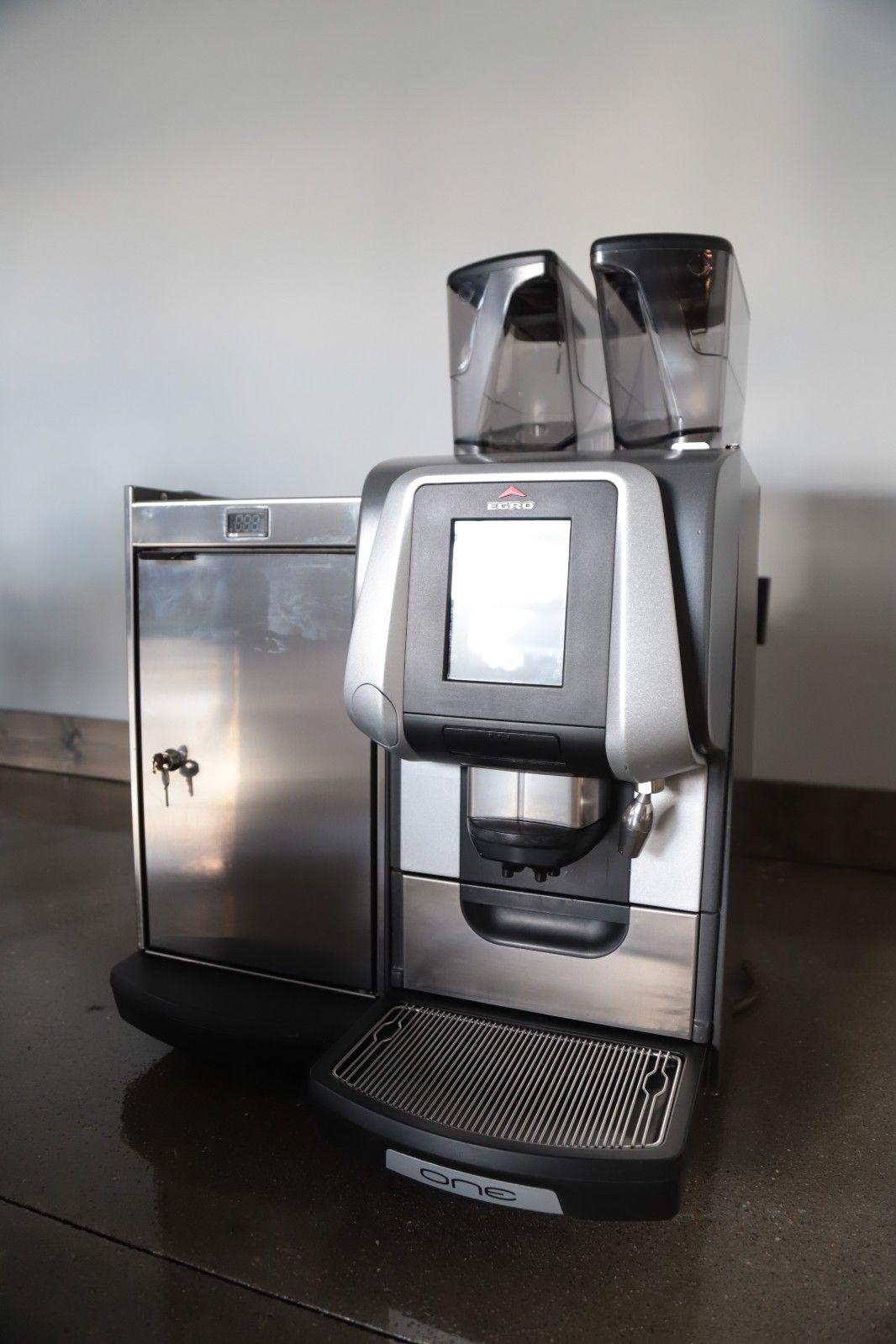 Photo Rancilio Egro One Top Milk XP Nms Automatic Commercial Espresso Machine