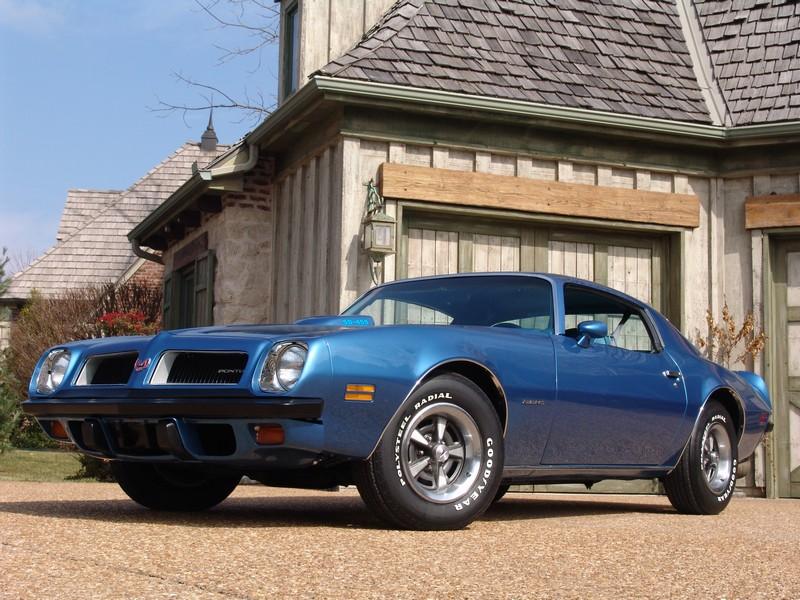Photo 1974 Pontiac Trans Am SD-455 32k