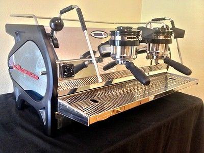 Photo La Marzocco Strada EP 2 Group Coffee Machine