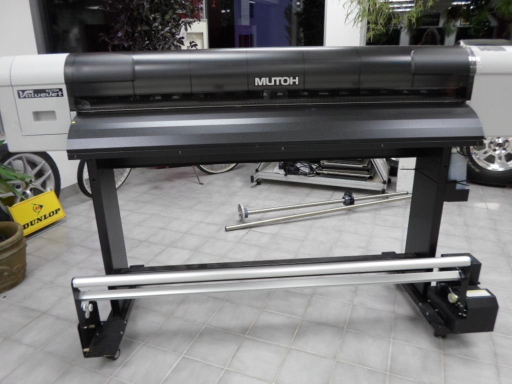 Photo 2012 Mutoh Value Jet 1324 54 Printer sn 2122