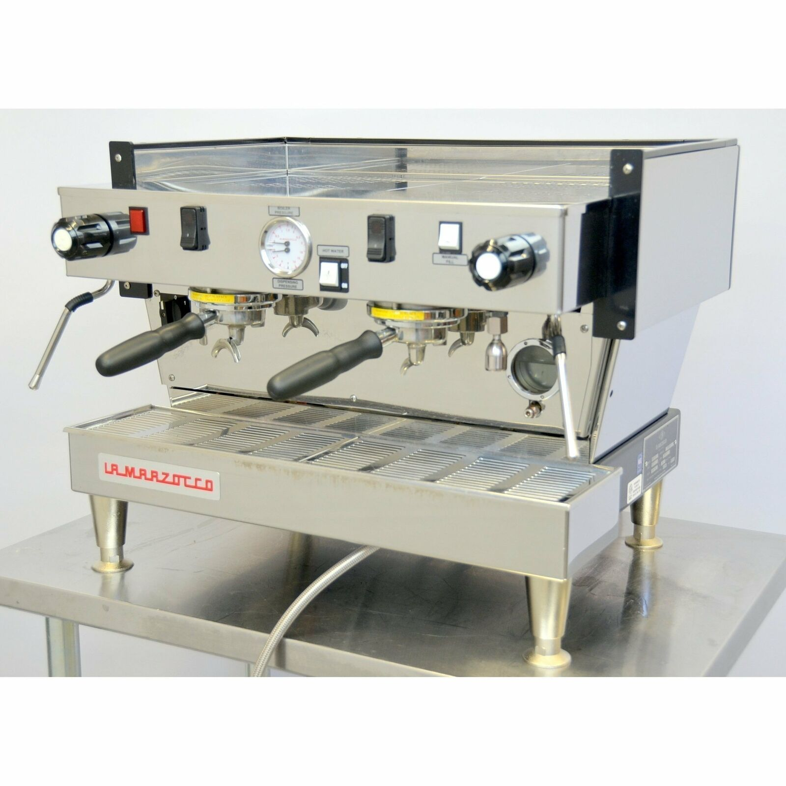 Photo 2017 La Marzocco Linea 2EE 2 Group Semi Automatic Espresso Coffee Machine