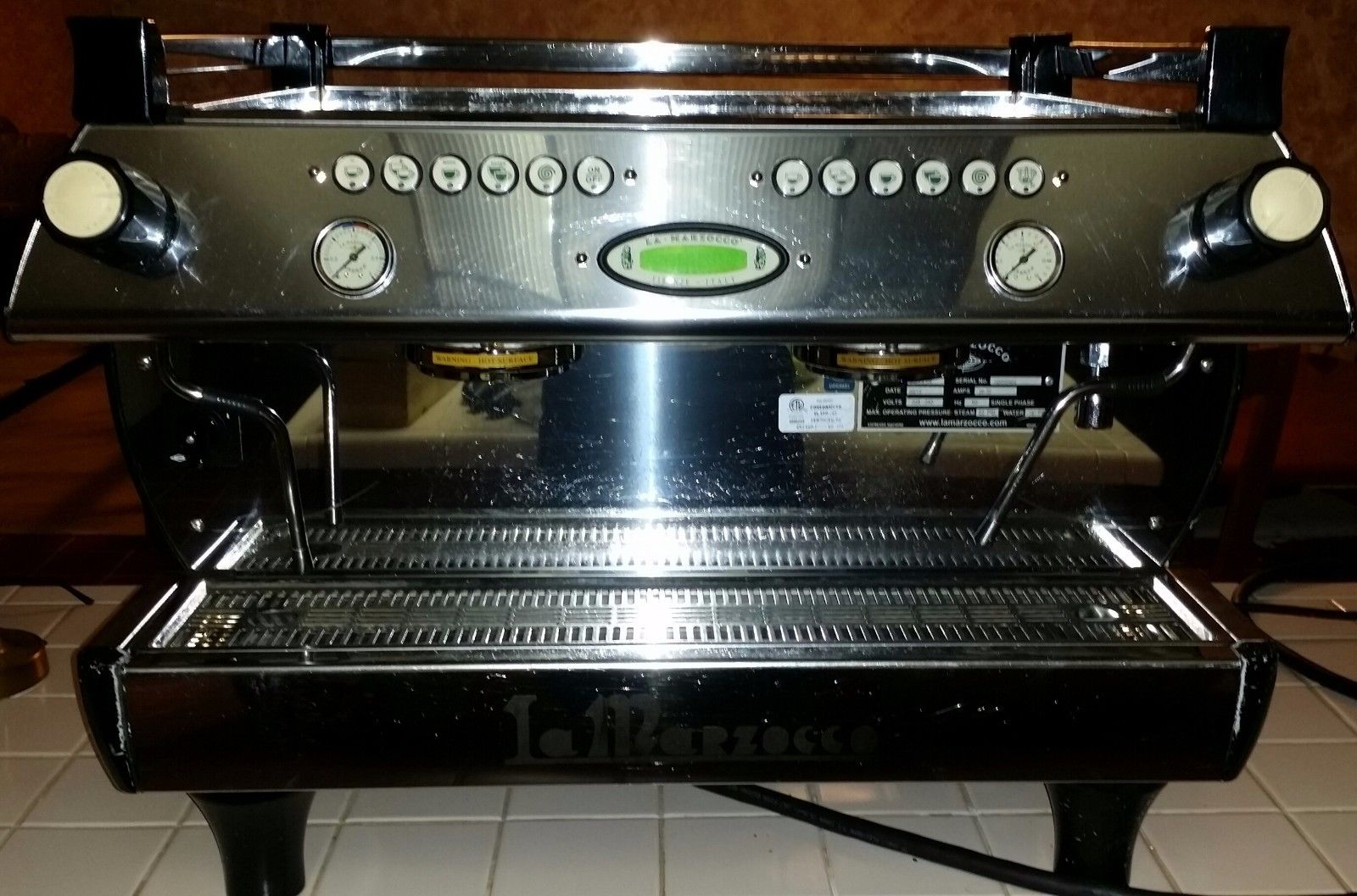 Photo 2013 La Marzocco GB5 2AV Coffee Machine
