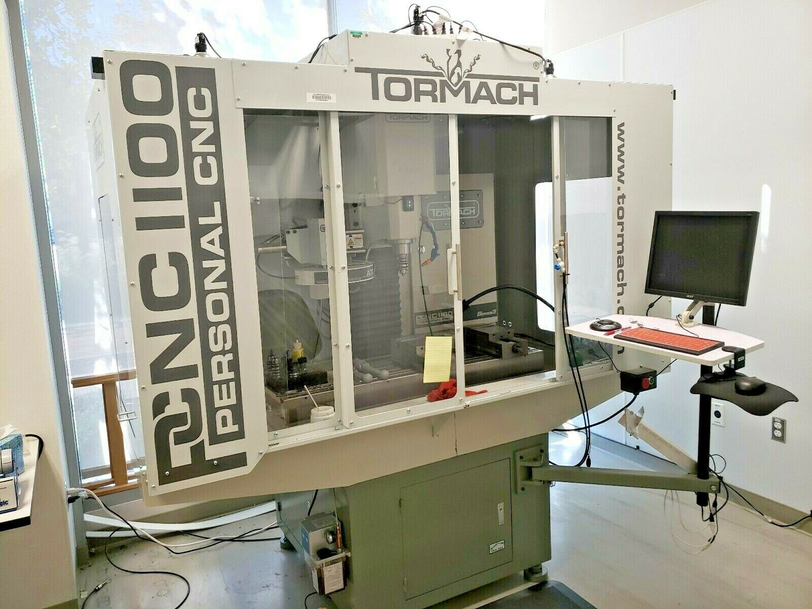 Photo 2015 Tormach PCNC 1100 Series 3 Mill