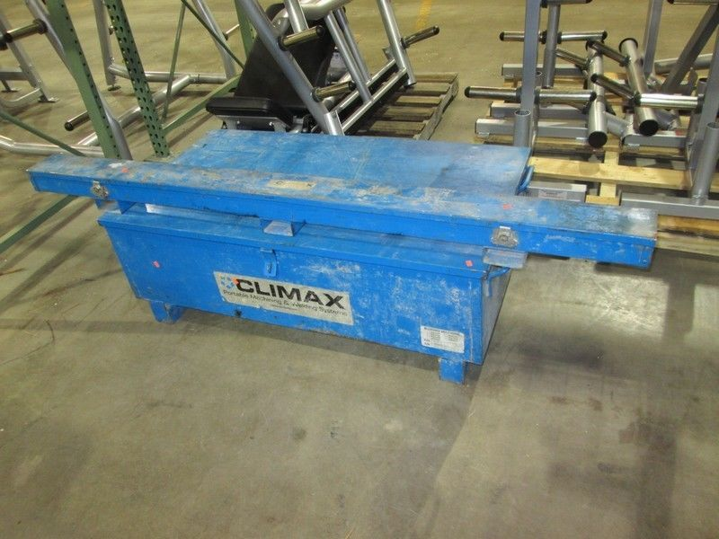 Photo 2013 Climax BB5000 Portable Line Boring System