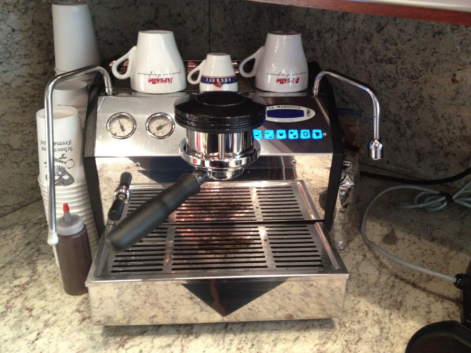 Photo La Marzocco GS3 Espresso Machine