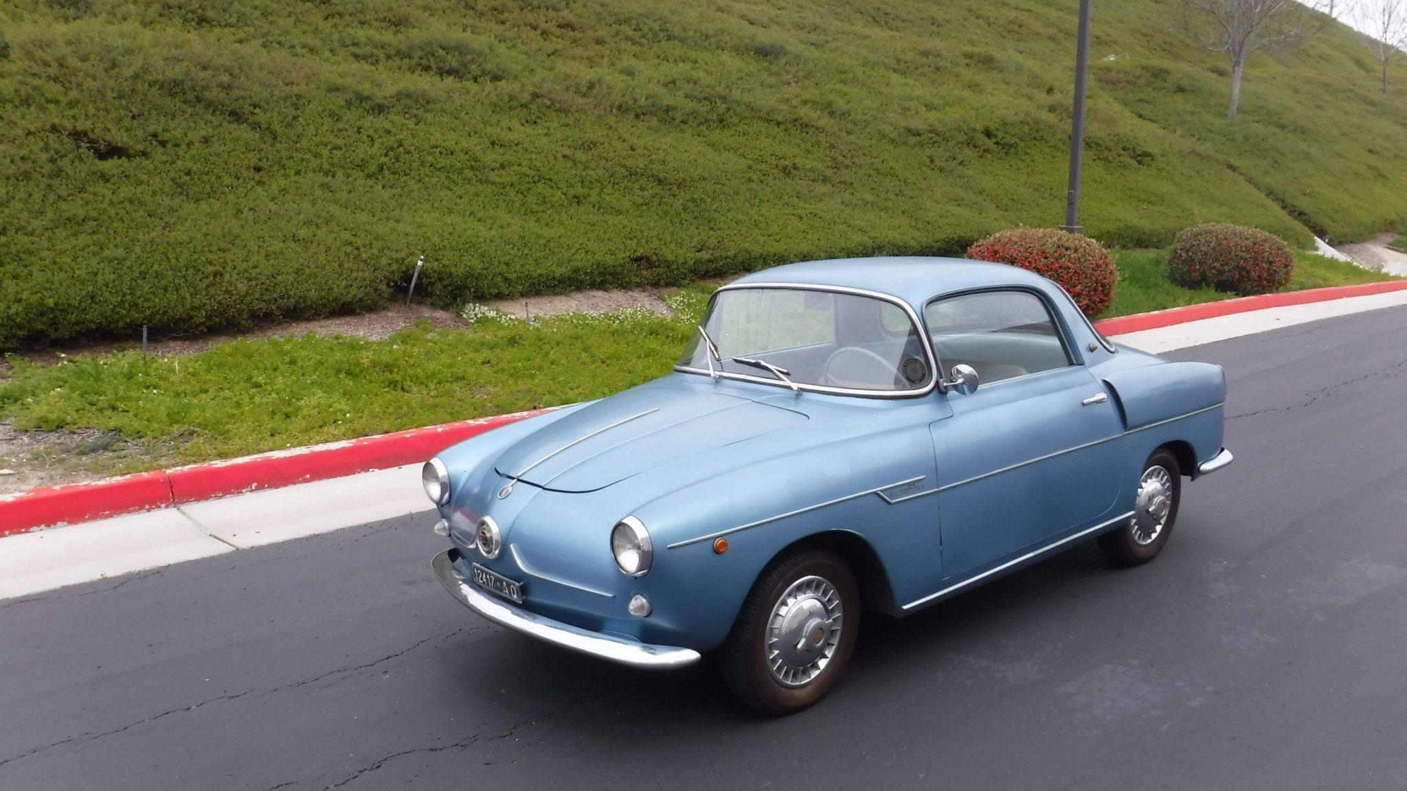 Photo 1956 Fiat Viotti 600 Coupe