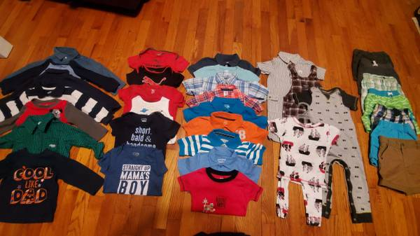 Photo 18- 24 month old boy clothes lot - $45 (Springfield)