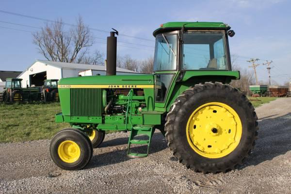 Photo 1977 John Deere 4430 Cab Tractor - $30,950 (New Castle , Ky)