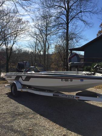 Photo 1993 Nitro Bass Boat - $7,500 (Louisville)