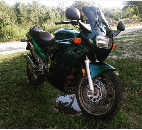 Photo 1996 Suzuki katana 750 - $2000 (Lagrange)
