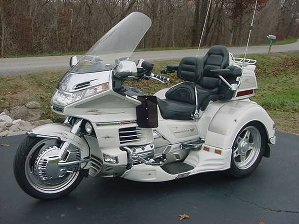 1998 GL1500 Honda Goldwing Trike - $13900 (Leitchfield ...