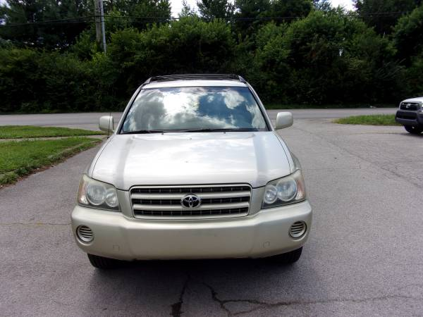 Photo 2002 TOYOTA HIGHLANDER AWD 97k MILES - $5,990 (East Louisville)