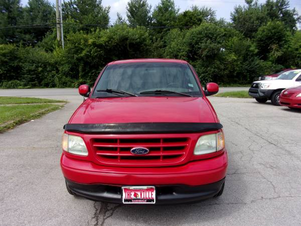 Photo 2003 FORD F150, $2990 - $2,990 (East Louisville)