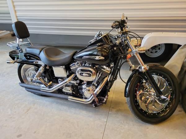 Photo 2003 Harley Davidson Wide Glide - $6,700 (Ferncreek)