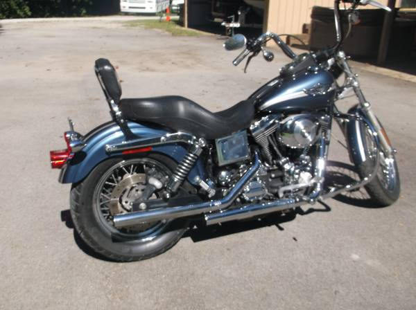 Photo 2003 harley dyna low-rider - $4,700 (sellersburg in)