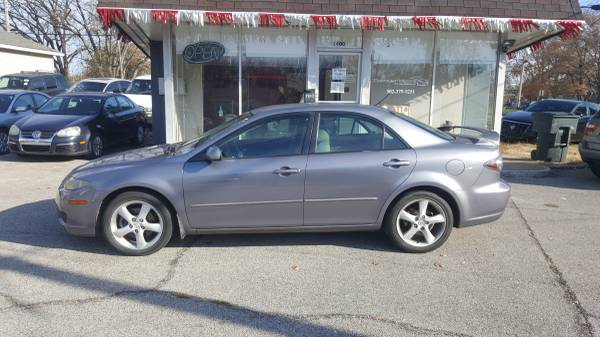 Photo 2006 Mazda 6, Runs Great All Power Cold Air ONLY $2650 - $2650 (Downtown Motors 1400 State St. New Albany, IN)