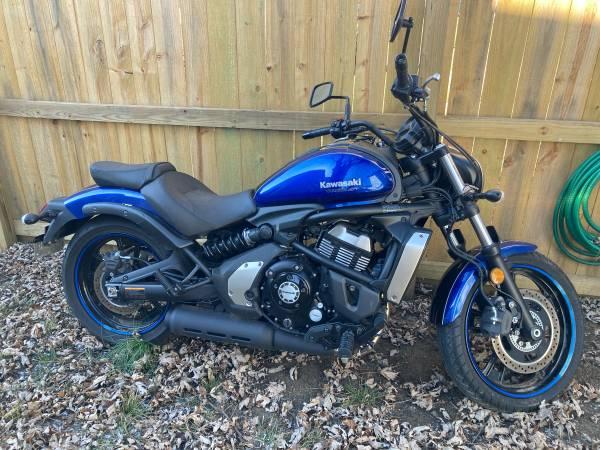 Photo 2016 Kawasaki Vulcan SE 650 EN650 ABS Motorcycle - $5,000 (Carthage)
