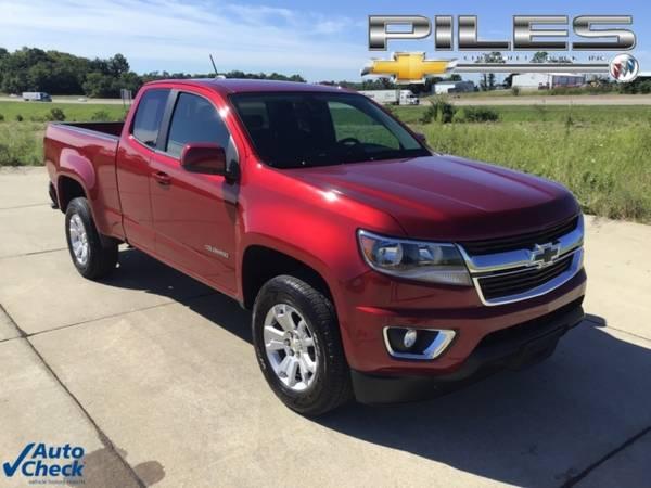 Photo 2018 Chevrolet Colorado LT - $23,700 (_Chevrolet_ _Colorado_ _Truck_)