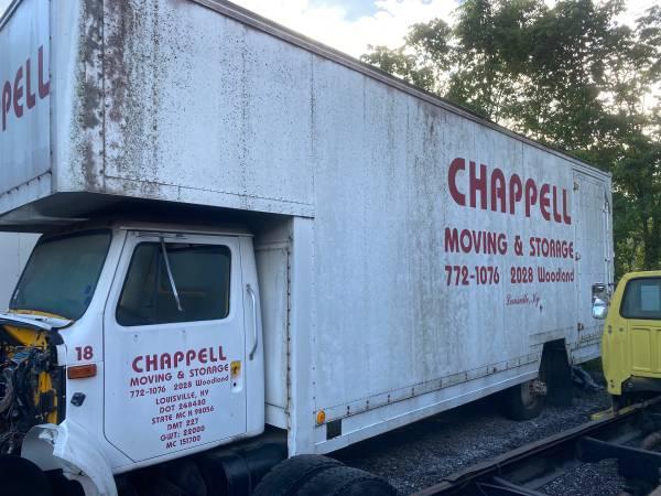 Photo 24 foot storage box - $850 (Louisville)