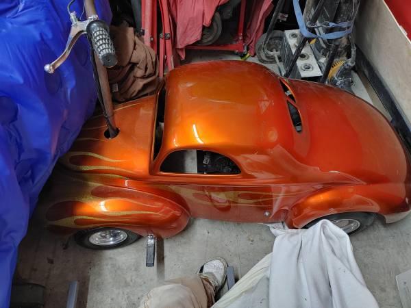Photo 41 willeys ride on go kart - $1800 (Louisville ky)