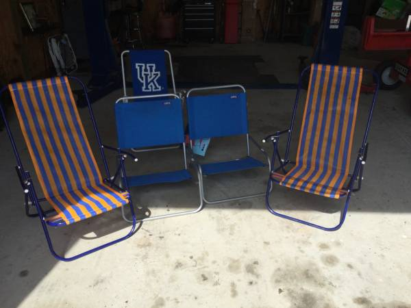 Photo Beach chairs. (5) - $20 (Fairdale)