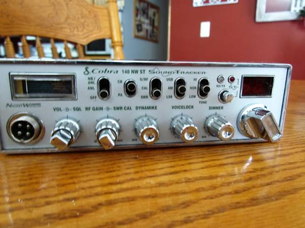Photo Cobra 148 NW ST CB Radio Peaked and Tuned (Southern Indiana- Brandenbubrg KY Area)