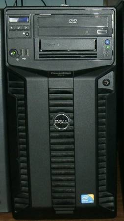 Photo Dell Poweredge T310 Server Xeon X3450 2.67GHZ, 4GB ECC DDR3 RAM - $150 (Fern Creek)