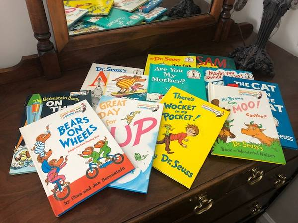 Photo Dr. Seuss Books - AND.... - $2