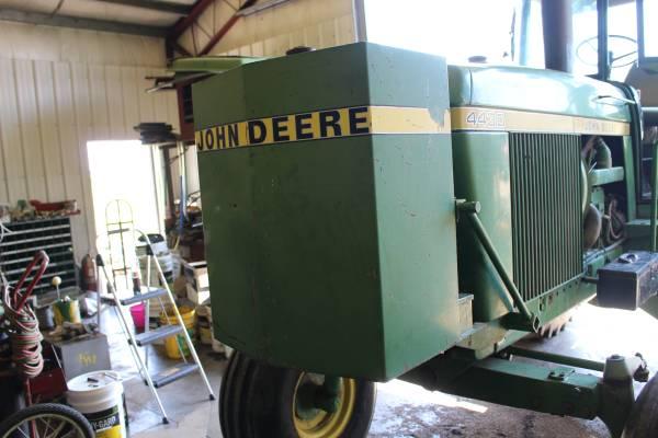 Photo Extra Fuel Tank for John Deere row crop Tractors - $275 (New Castle , Ky)
