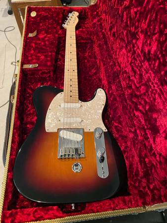 Photo Fender American Made Nashville B-Bender - $1,900 (Hanover,IN)