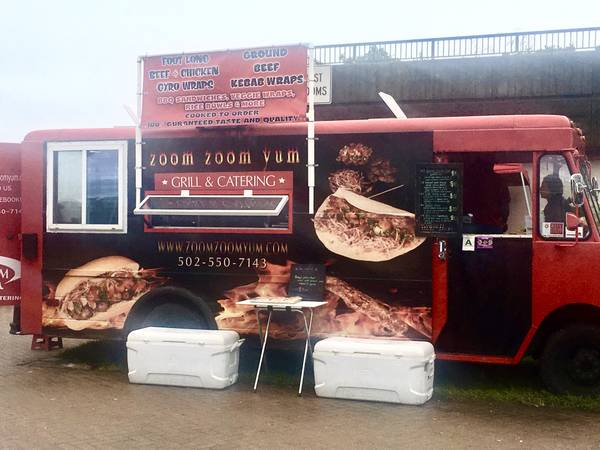 Photo Food truck for sale - $29000 (Louisville KY)