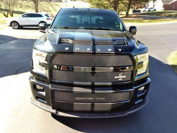 Photo Ford F150 Shelby Super Snake 750HP quotREDUCEDquot - $89500 (Munfordville)