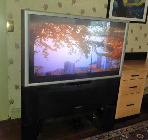 Photo Hitachi Big Screen TV (Old Louisville)
