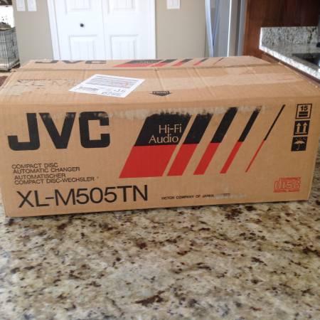 Photo JVC 6 Plus 1 Compact Disc Changer - $100 (Jeffersontown)