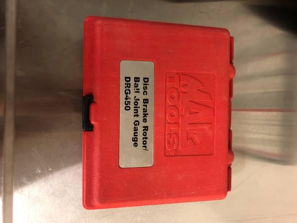 Photo Mac tools Disc brake Ball joint Indicator set - $50 (New AlbanyLouisville)