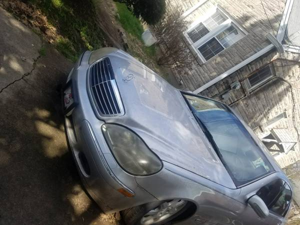 Photo Mercedes-Benz S500 - $2300 (Louisville)