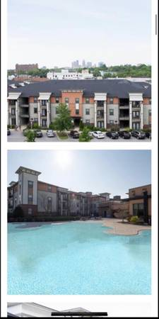 Photo One bed one bath in a 2 bed 2 bath apartment lease takeover (Louisville)