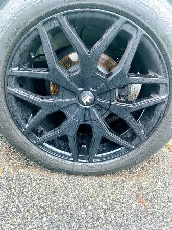 Photo Rims and tires - $1 (Indiana)