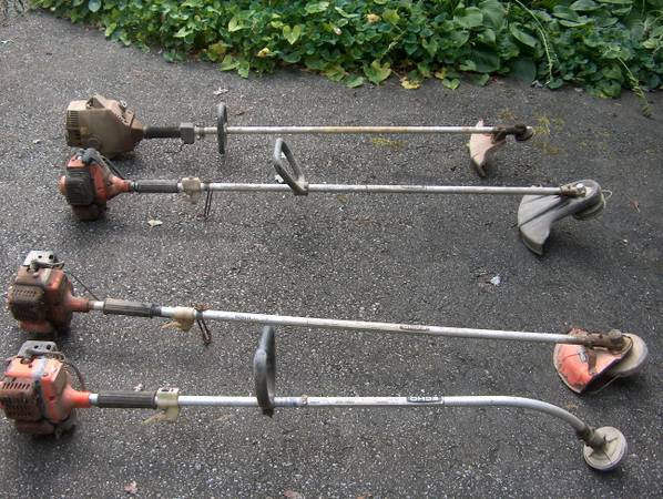 Photo STIHLECHO WEEDEATERS 4 TOTAL PARTS OR REPAIR - $100 (NABB, IND.)