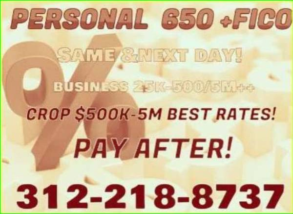 Photo Start up business loans and 50k to 1m with bad credit
