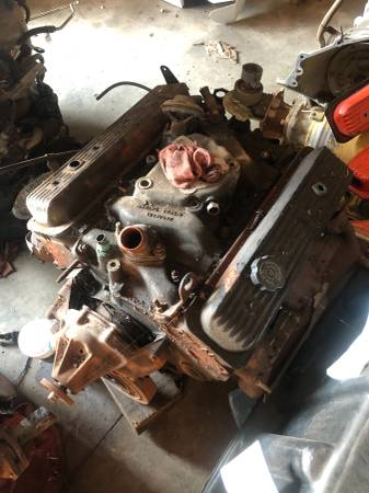 Photo Tbi 350 chevy - $500 (Bloomfield)