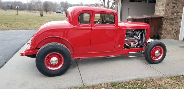 Photo 1932 Ford Coupe - $33,500 (Springfield)