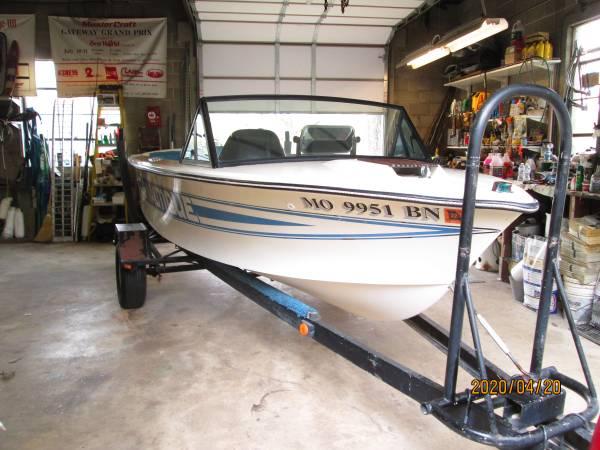 Photo 1981 correct craft ski nautique - $6750 (lake of the ozarks)