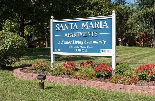 Photo 1 Bedroom Market Unit, Immediate Occupancy (62 yrs older) (12565 Santa Maria Court, Hazelwood, MO)