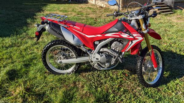 Photo 2017 Honda CRF 250 - $4,400 (Rolla)