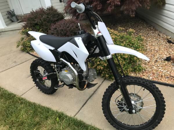 Photo 2021 SSR 125 Big Wheel - $1,250 (O FALLON)