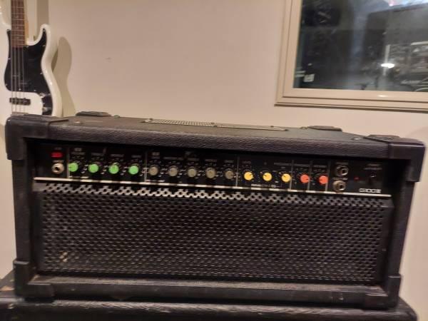 Photo Classic Yamaha G100-lll Guitar Amp Head - $160 (Raytown Mo.)