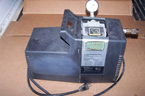 Photo Craftsman 1-HP air compressor - $25 (Sunrise Beach)