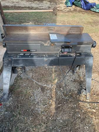 Photo Craftsman 6 jointer - $175 (Osage beach)
