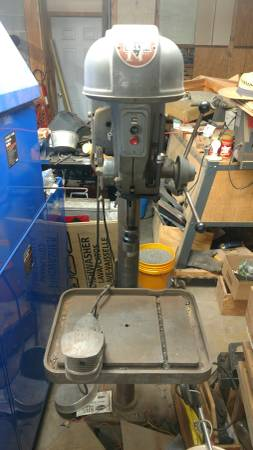 Photo Delta Rockwell Drill Press - $800 (Lee39s Summit)